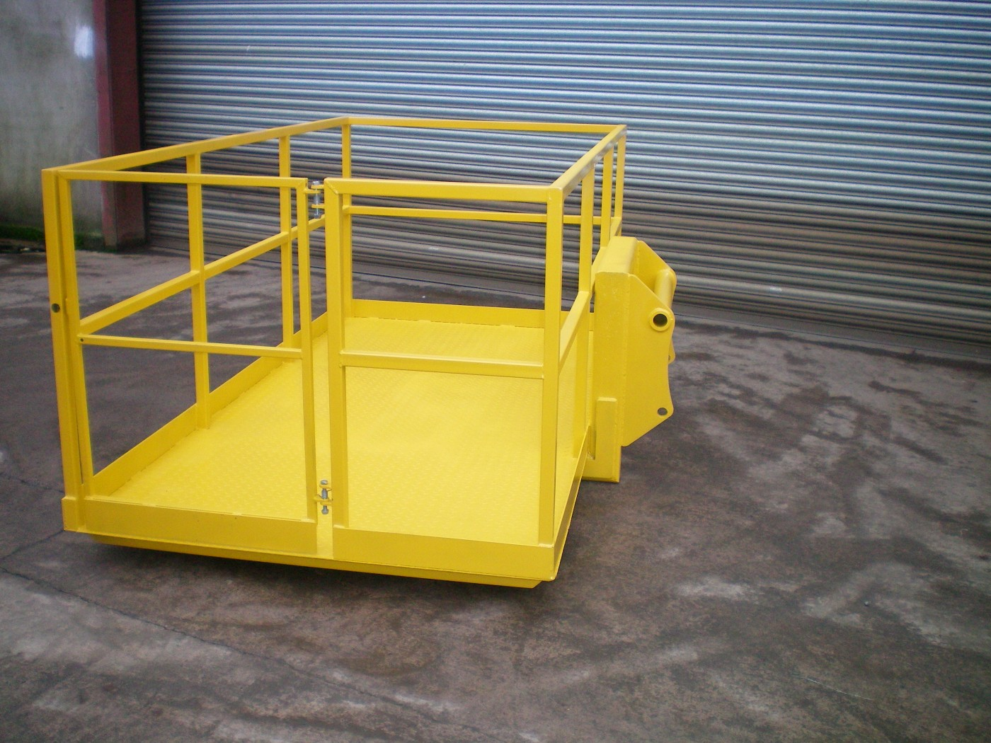 10ft X 5ft Telescopic Handler Man Lift Basket Multec