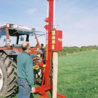 Compact Tractor Post Drivers - Multec Engineering