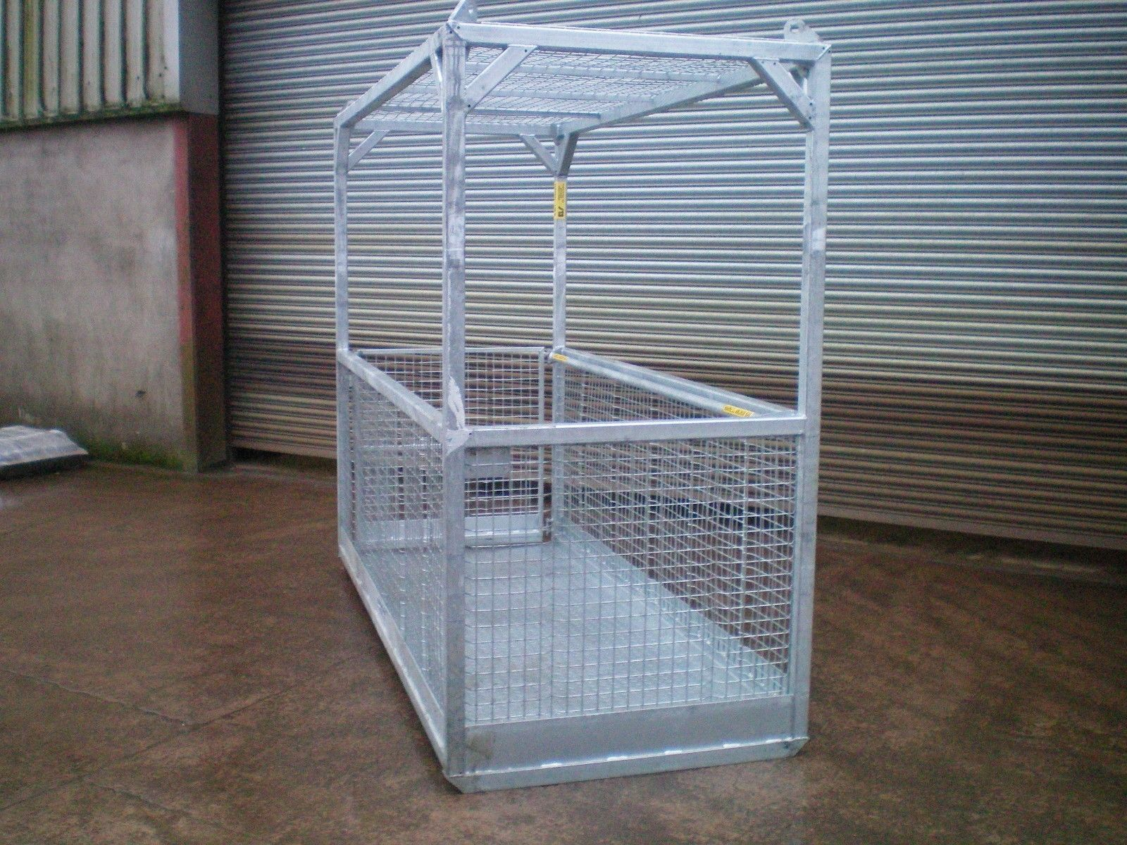 10ft Crane Man Lift Basket Multec Engineering