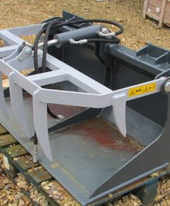 Weld-on Bucket Cutting Edge Blade (Wear Strip) - Multec