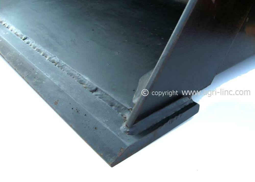 Weld-on Bucket Cutting Edge Blade (Wear Strip)